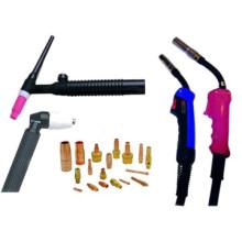 MIG, TIG y Air Plasma Torch y Partes compatibles con WELDCRAFT, BINZEL, PANASONIC, ESAB