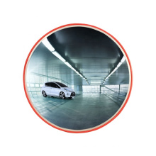 High Quality 300mm Acrylic Mirror, Orange Back Round Buy Convex Mirror Indoor Safety  /