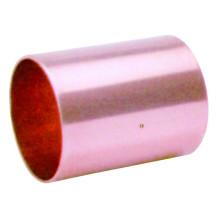 J9015 Kupferkupplung CXC Grübchen, Kupferdose, Kupferrohrverschraubung, UPC, NSF SABS, WRAS zugelassen