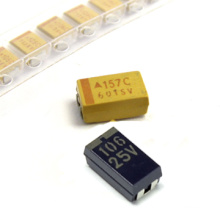 a Case (3216) SMD Tantalum Capacitor