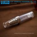 ZB-V10 10ml bonne qualité 1er grade matière première balle forme mini acrylique cosmétiques flacons airless