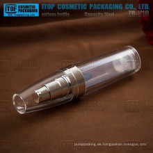 ZB-V10 10ml gute Qualität 1. Klasse Rohstoff Kugel Form Mini Acryl airless Kosmetikflaschen