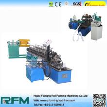 FX estructura de acero cz máquina de doblado de canal