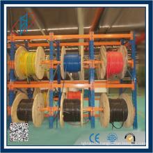 Rack conçu pour bobine de câble