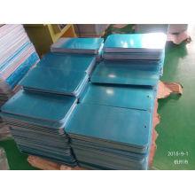 5052 H38 Espacios de muestra de aluminio
