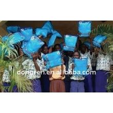 Mosquito neto tratado / 100% poliéster neto / insecticida de larga duración tratada mosquitero neto / LLIN