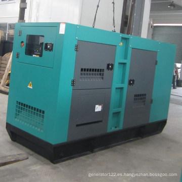 Motor diesel de 6 cilindros con el generador diesel de la marca de fábrica de los cummins silencioso en el surtidor de China
