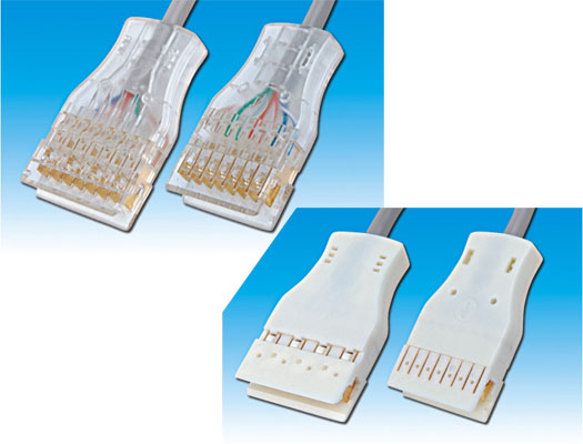 110 4 Pair Connector
