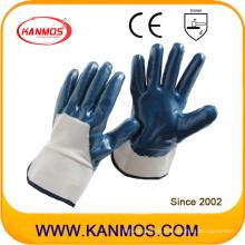 Anti-Cutting Nitril Trikot überzogene Arbeitsschutzhandschuhe (53003)