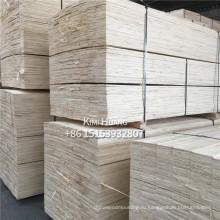 Доски из тополя или сосны LVL / LVB (длина до 8000 мм)