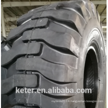 Chinese Bias OTR Tire 23.5-25 G2/L2 Pattern Standard Rim 19.5, Brand ECOLAND for east EU market