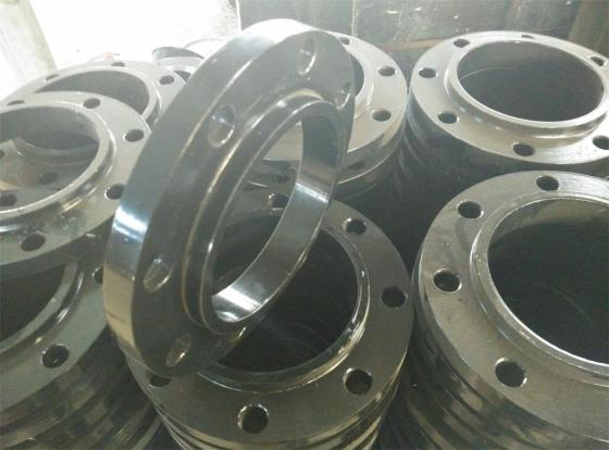 steel slip on flange