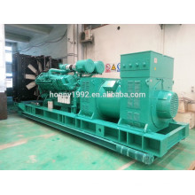 Behälter 11kV Mittelspannung 1000kW 1250kVA Generator Satz