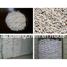 99% Fertilizante de azoto solúvel em água Nitrato de cálcio