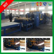 Machine de fabrication de palettes de machines à palettes en bois CNC en Chine
