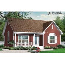 Plan de la maison Drummond 3121