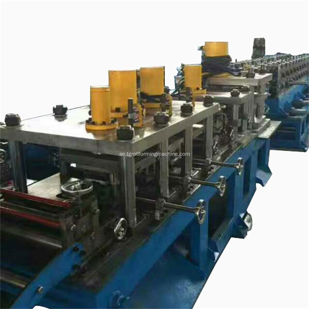 Box Electric Cabinet Safe Box Roll Forming Machine