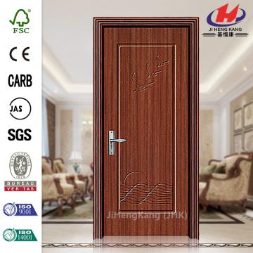 China JHK-001 PVC Grill Bidding Interior Folding Door Manufacturers
