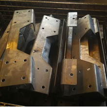 Steel Fabrication Welding Parts