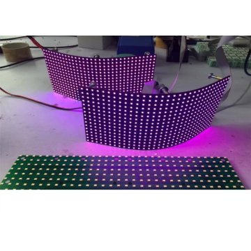 P6.6 Display a LED Soft Outdoor impermeabile