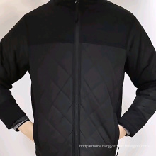 Lightweight Quilted Heated Coat Work Jacket 12V
