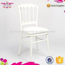Vente en gros de chaise napoleon en bois de Qingdao Sinofur en bois