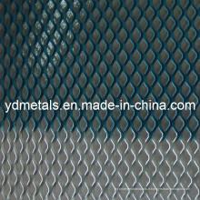Feuille expansée en aluminium
