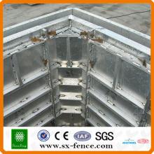 Sistemas de cofragem de ligas de alumínio
