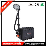 Portable battery powered china military equipment 24w industrial safety light