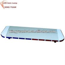 Ultra Slim Design LED Strobe Security Light Bar 12Volt 88W/ Flashing Thin Warning Lightbar Waterproof/Wholesale