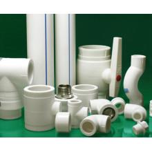 Tuyau en PVC Pipe à eau en plastique de haute qualité
