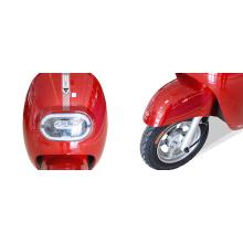 Scooter eléctrico de estilo urbano moderno de dos ruedas