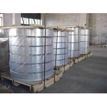 Ausgezeichnete 3003 Ho Aluminiumstreifen mit glattem silbernen runden Rand 3.0mm * 142mm