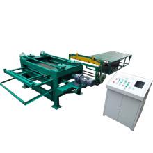Máquina cortadora a medida, máquina niveladora, máquina de corte transversal completamente automática.