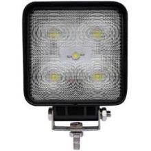 15W luz de trabalho LED fechar inundação impermeável alta qualidade garantia de 2 anos