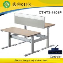 Atuador linear Coréia para pés de mesa reguláveis em altura e estrutura de mesa ajustável em altura de Roma