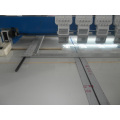 Machine à broder avec 400 * 400 * 800 à plat zone