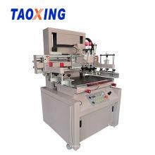 Máquina de impressão de tela de seda de algodão