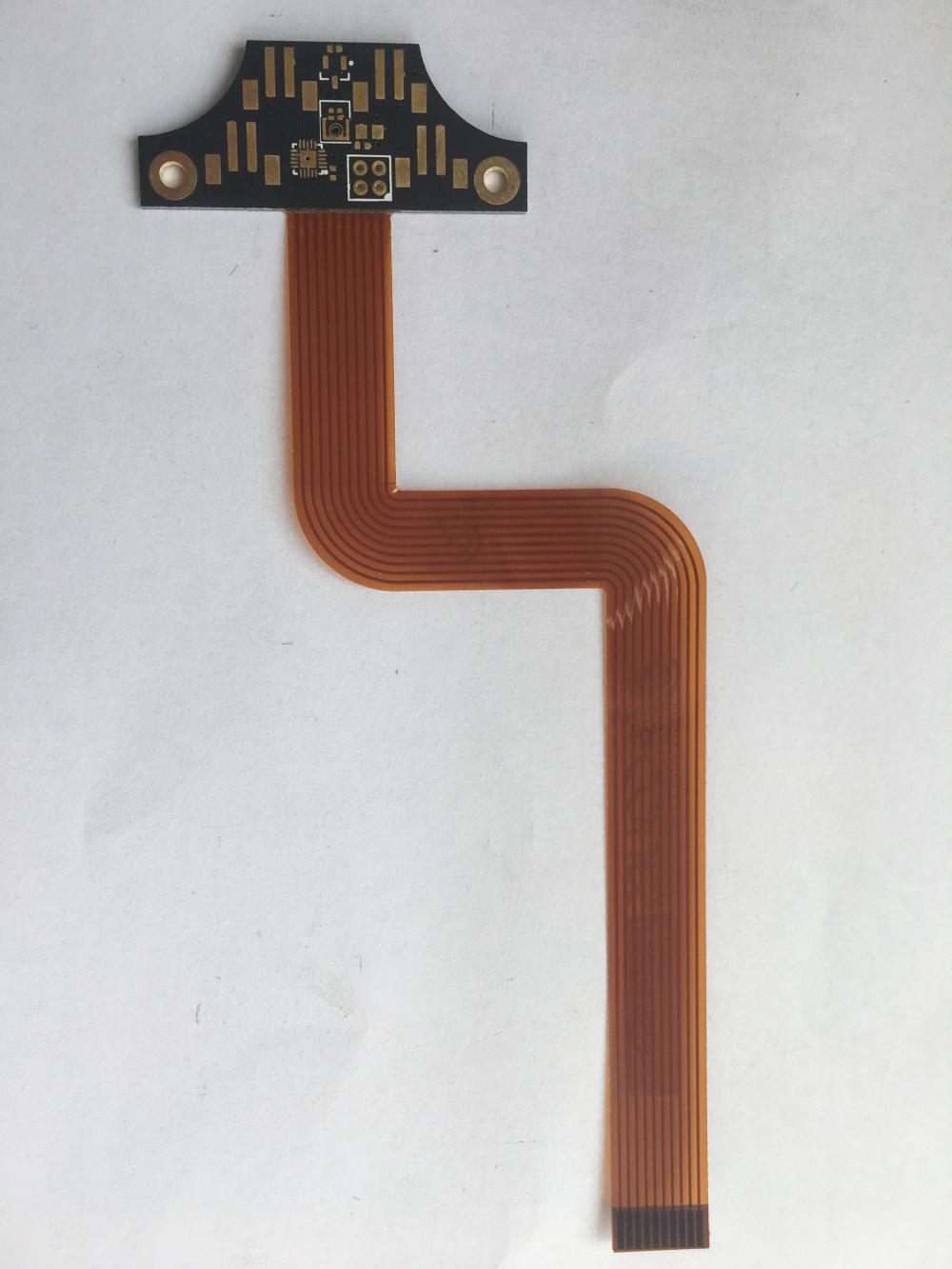 4 layer Rigid-Flex PCB ENIG 1.6mm+0.2mm