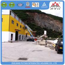 Vente chaude structure en acier léger entrepôt bâtiment divers