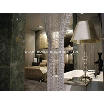 Stainless Steel Architectural Curtain