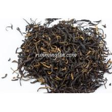 China Hoja suelta té de oro mono negro