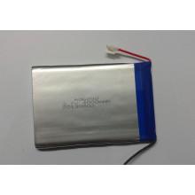 606090 batería de polímero de litio 3.7V 4000mAh Lipo batería