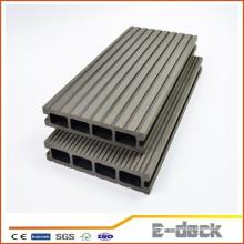 Fácil instalação de amostra livre reciclável à prova de fogo material de construção wpc pavimento piso