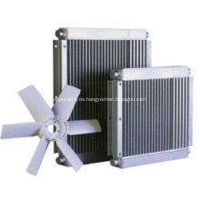 Refrigeradores combinados para compresor de aire de tornillo