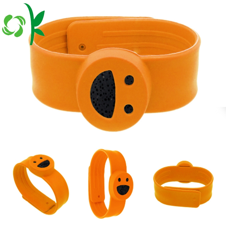 Silicone Cartoon Mosquito Repellent Bands