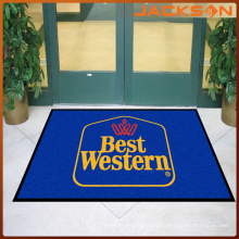 Anti Slip Rubber Logo Printed Entrance Mat
