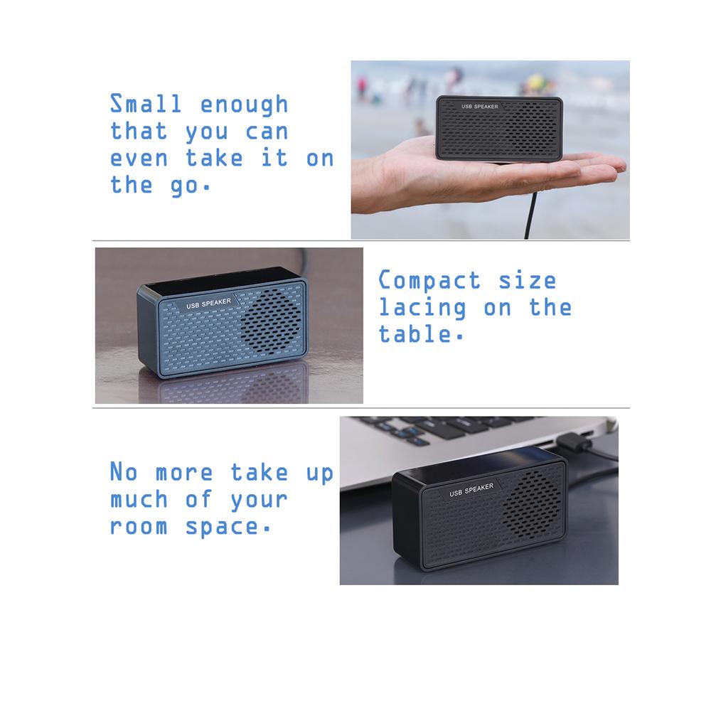 mini pc speaker wired