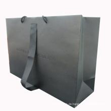 Papiereinkaufstasche mit Farbband