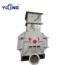 Moinho de martelo de madeira Yulong